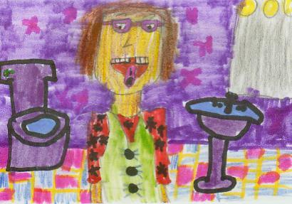 Junie B , First Grader Toothless Wonder * Written by Barbara Park