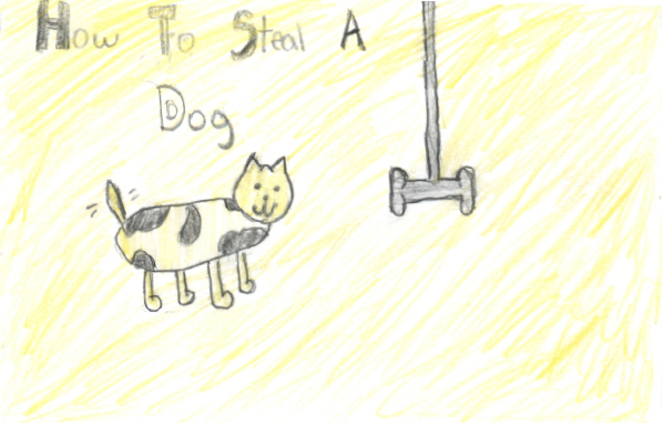 How To Steal A Dog Written By Barbara O Connor